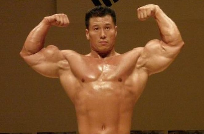 Asian Muscle Master