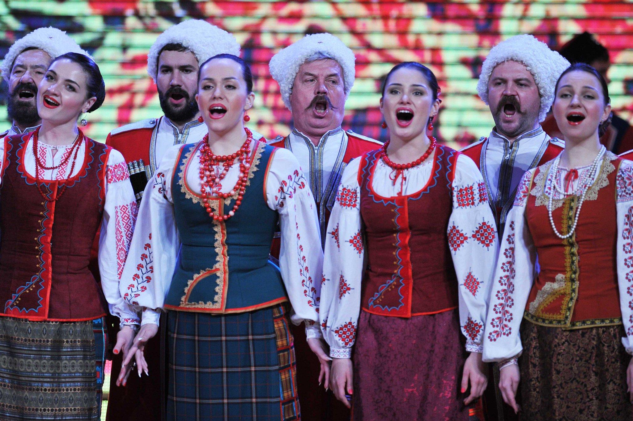выбором фото кубанский казачий хор активно применяют для