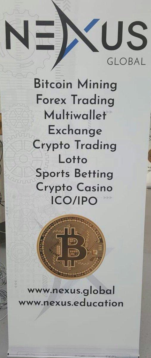 nexus bitcoin mining south africa