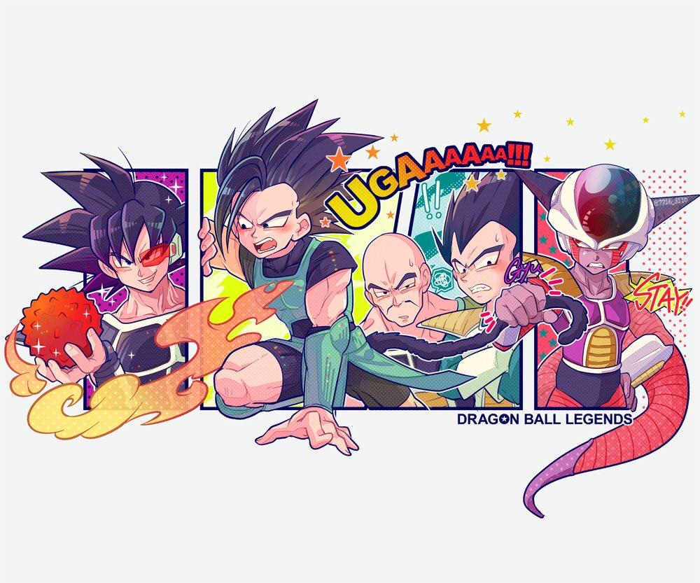 Images découvertes [Fanarts Dragon Ball] - Page 5 DlmQbmjU0AAXyVD