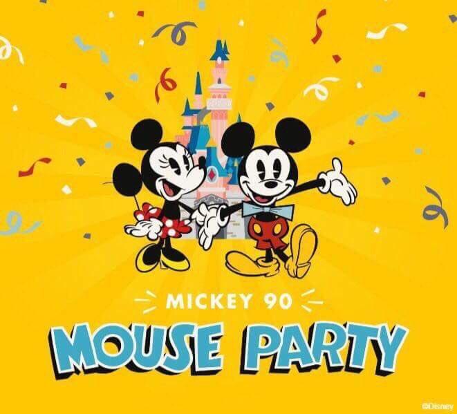 ED92 On Twitter Thursday December 6 Celebrate Mickeys 90th