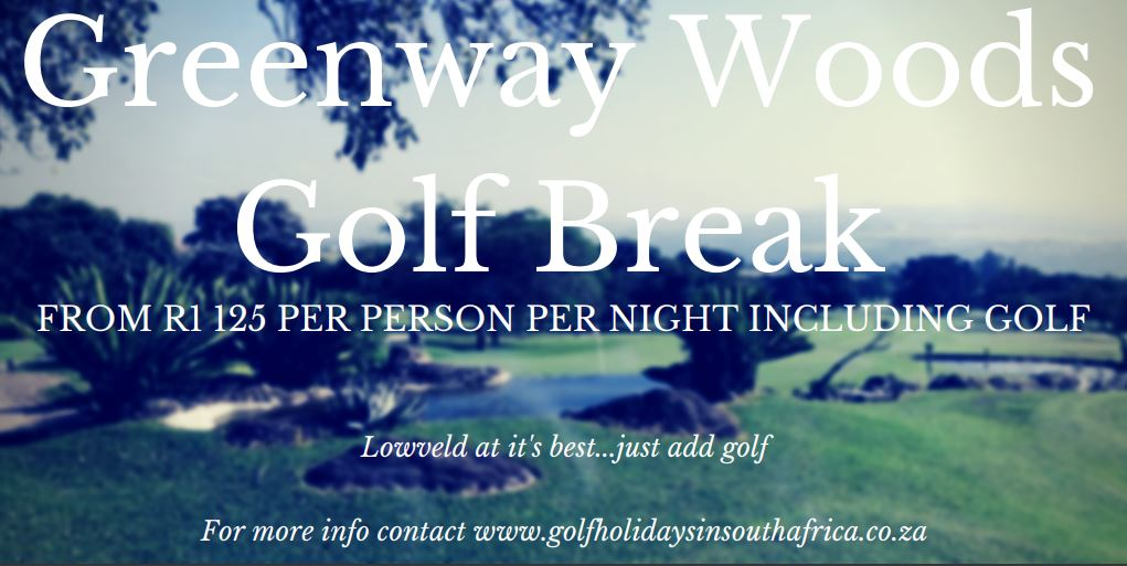 Greenway Woods Golf Weekend.  Visit http://www.golfholidaysinsouthafrica.co.za  for more weekend offers or contact info@ghisa.co.za for a detailed tailor-made quote.  #golf @golfholidaysin #weekendtrip #selfcateringweekendspic.twitter.com/6ykqeT31CX