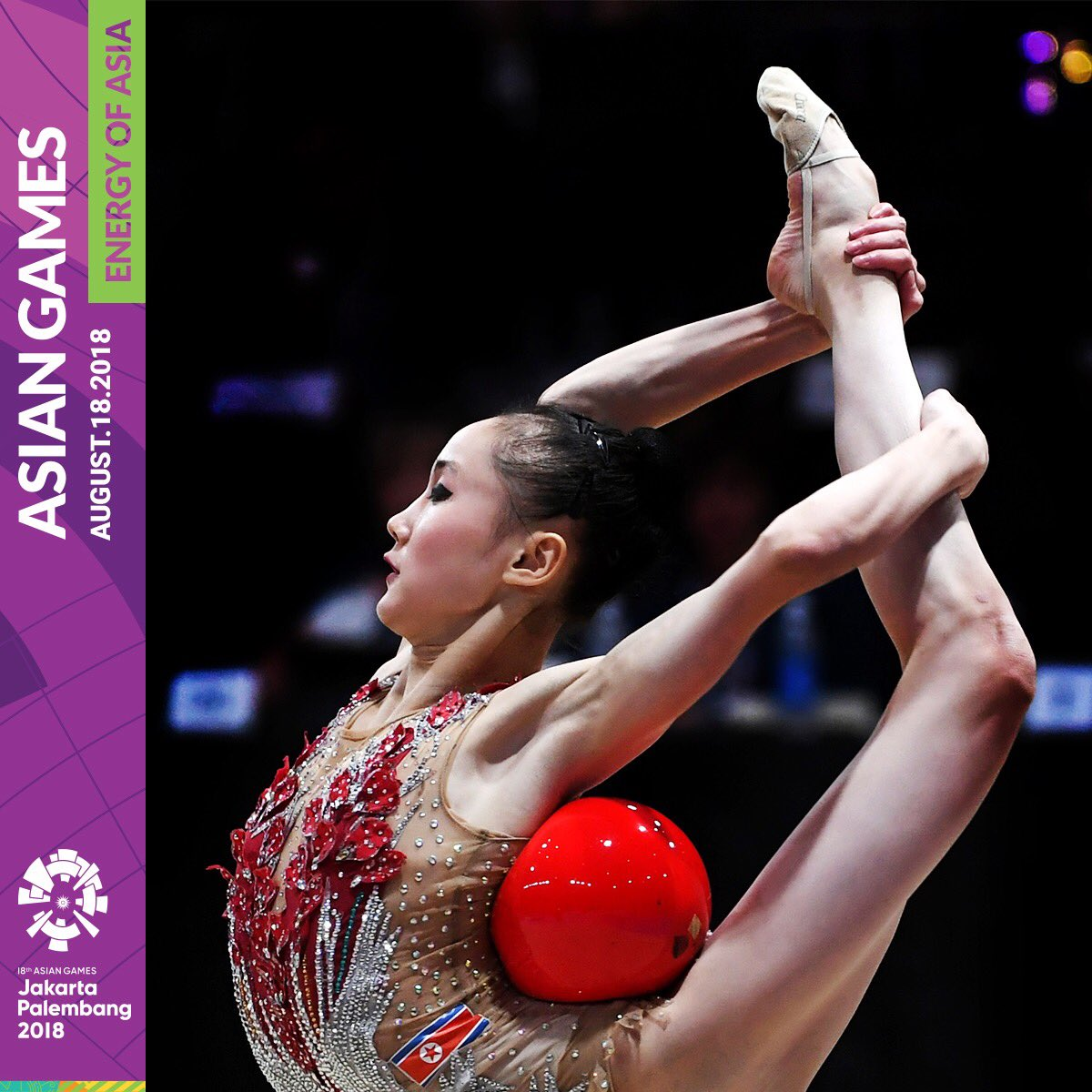 DlmixcEVsAAJ1F5 - Asian Games Gymnastics 2018