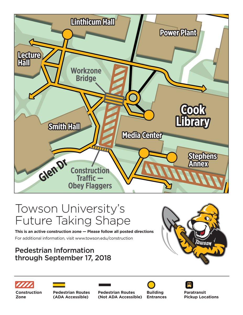 Towson University on Twitter: \