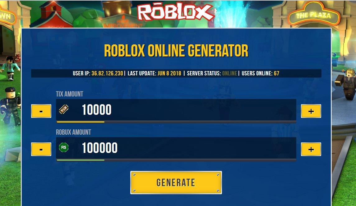 Free Robux Generator 2020 Hack Roblox Robux Hack No Human Robuxrobloxhack Twitter