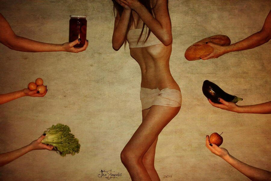 синдром похудения