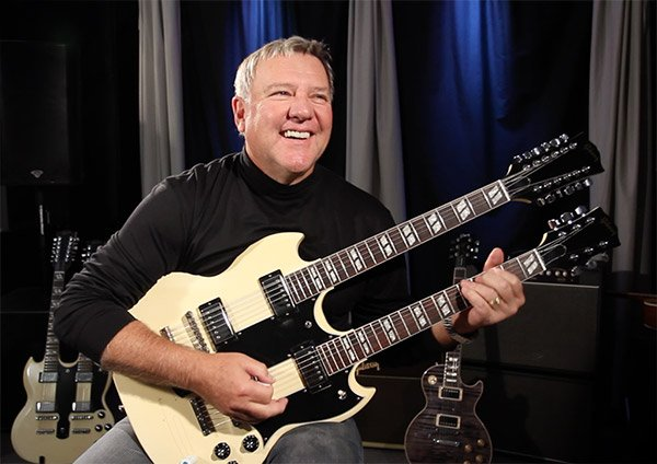 Happy Birthday to Alex Lifeson of Rush. Born on this day in Fernie, Canada
