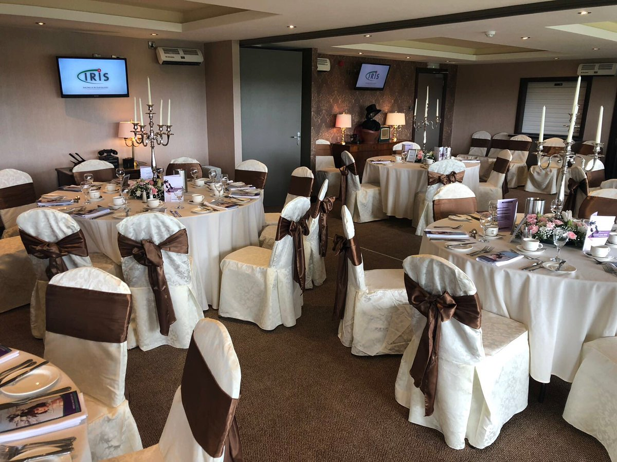 test Twitter Media - .@DownpatrickRace all set up for ladies day today #ComeRacing https://t.co/qATDphwZFF