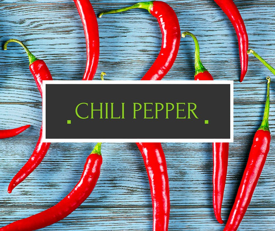 Add a little spiciness to your dishes with Chili Peppers! #cooking #food #recipe https://t.co/Tl0ZwRFp0x