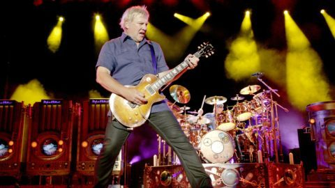 Happy Birthday Alex Lifeson: Highlights From Rush s Time Machine Tour 2011