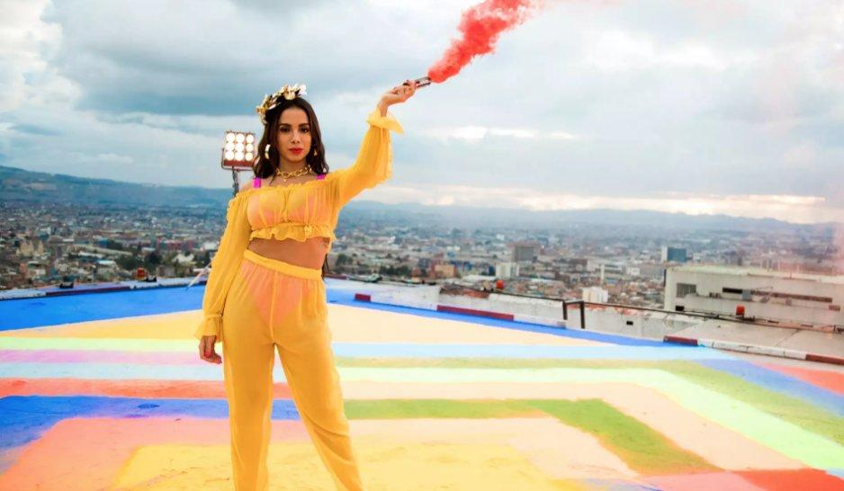 upcoming Netflix series Balvin sign hits languages Brazilian singer