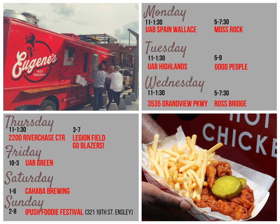 Eugenes Hot Chicken On Twitter Football Is Back
