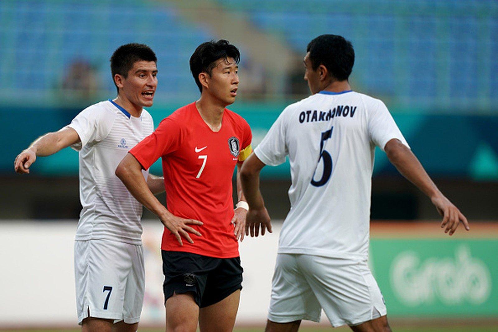 Son Heung-Min gửi chiến thư tới U23 Việt Nam