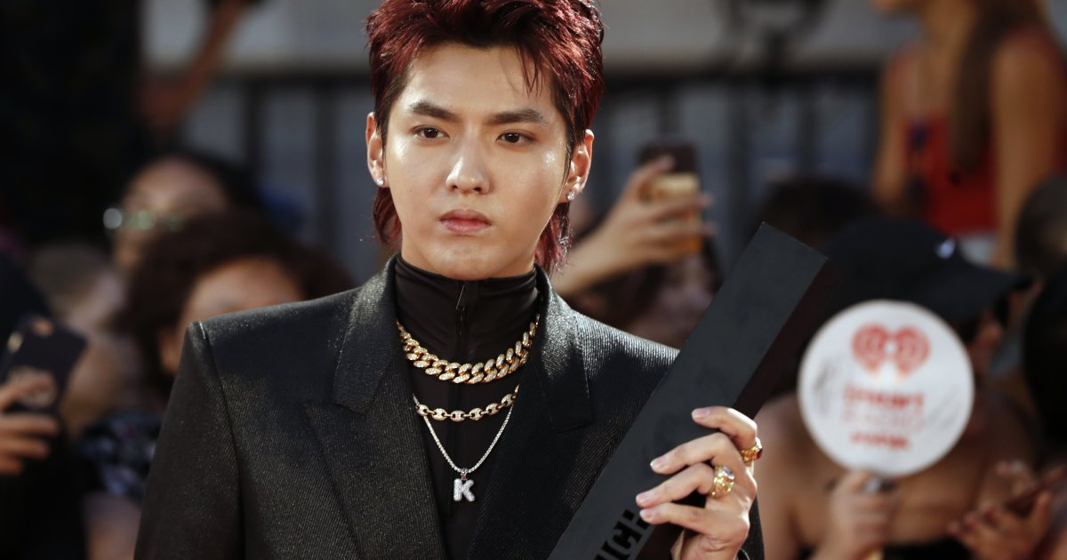 .@KrisWu is a triple threat with a doubly notable #iHeartRadio #MMVA debut https://t.co/lkVfeXFx7j