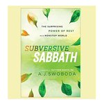 """Image for the Tweet beginning: """"The Sabbath is the string"""