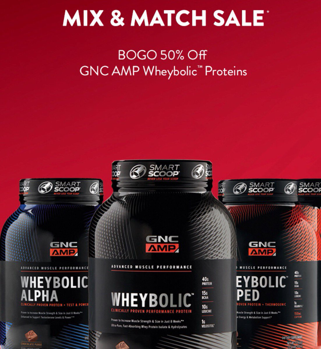 Try These Gnc Amplified Wheybolic Extreme 60 Protein Side