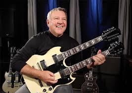 A wonderful happy birthday to Alex Lifeson.  May you have many many more!