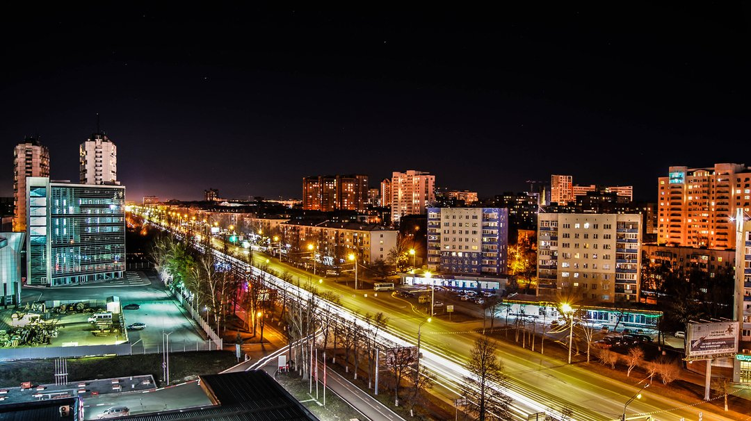 картинки ночного города уфа сериалу артистка поправила