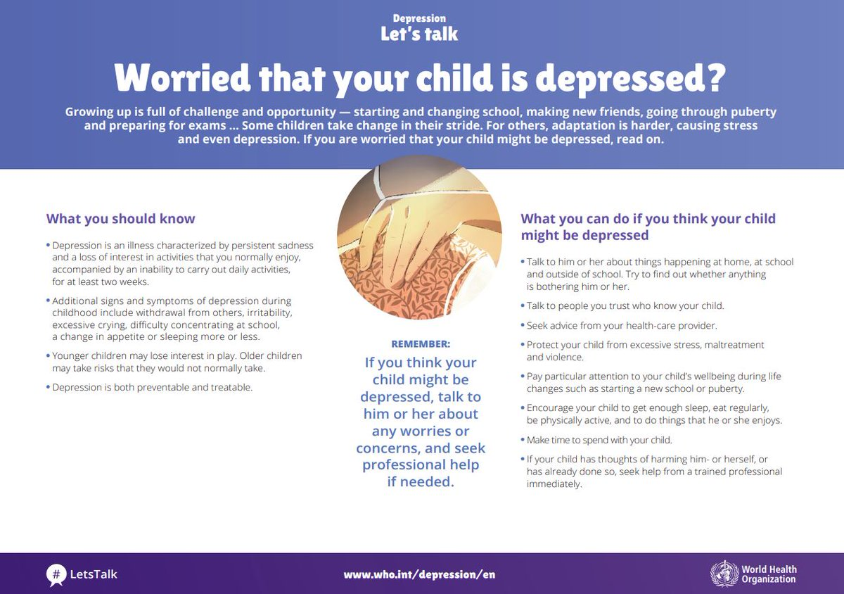 what should i do if i think i have depression
