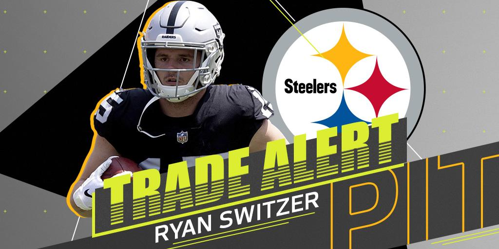 ryan switzer jersey steelers