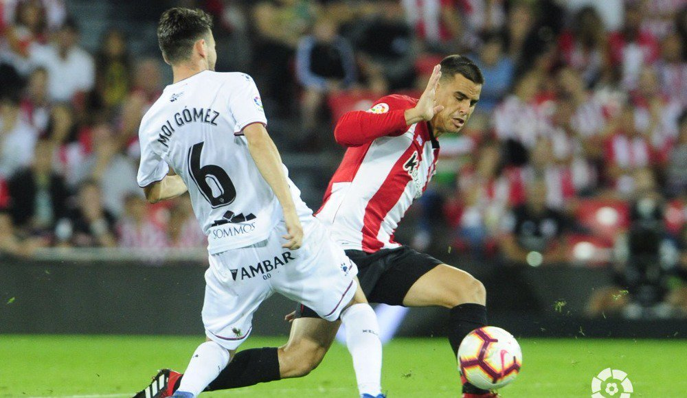 Video: Athletic Bilbao vs Huesca
