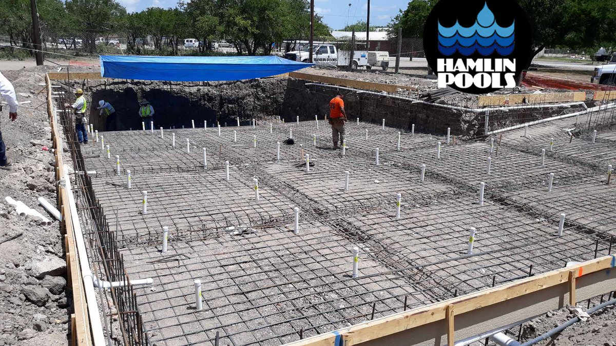 Hamlin Pools On Twitter Our Hamlin Pools Team Out At The Boy