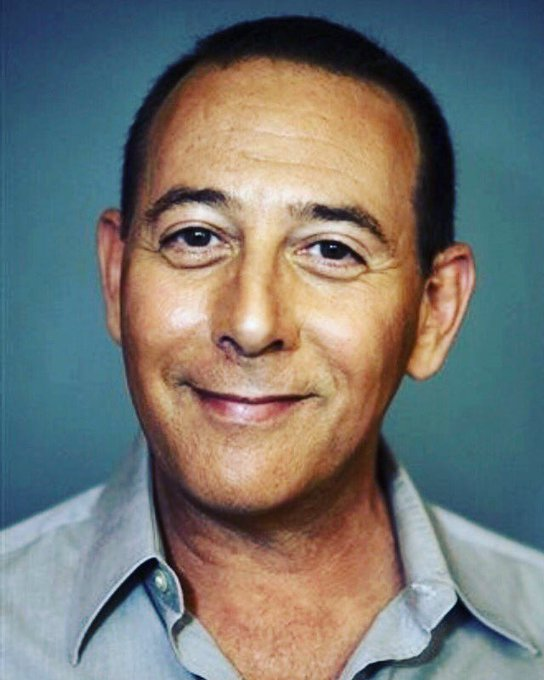A very, very happy birthday lovely genius, and close friend of , Mr. Paul Reubens.