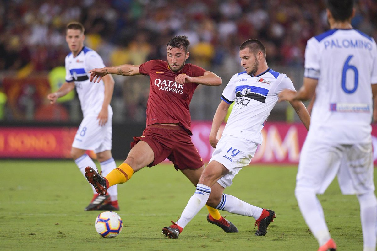 AS Roma vs Atalanta 3-3 Highlights and Goals
