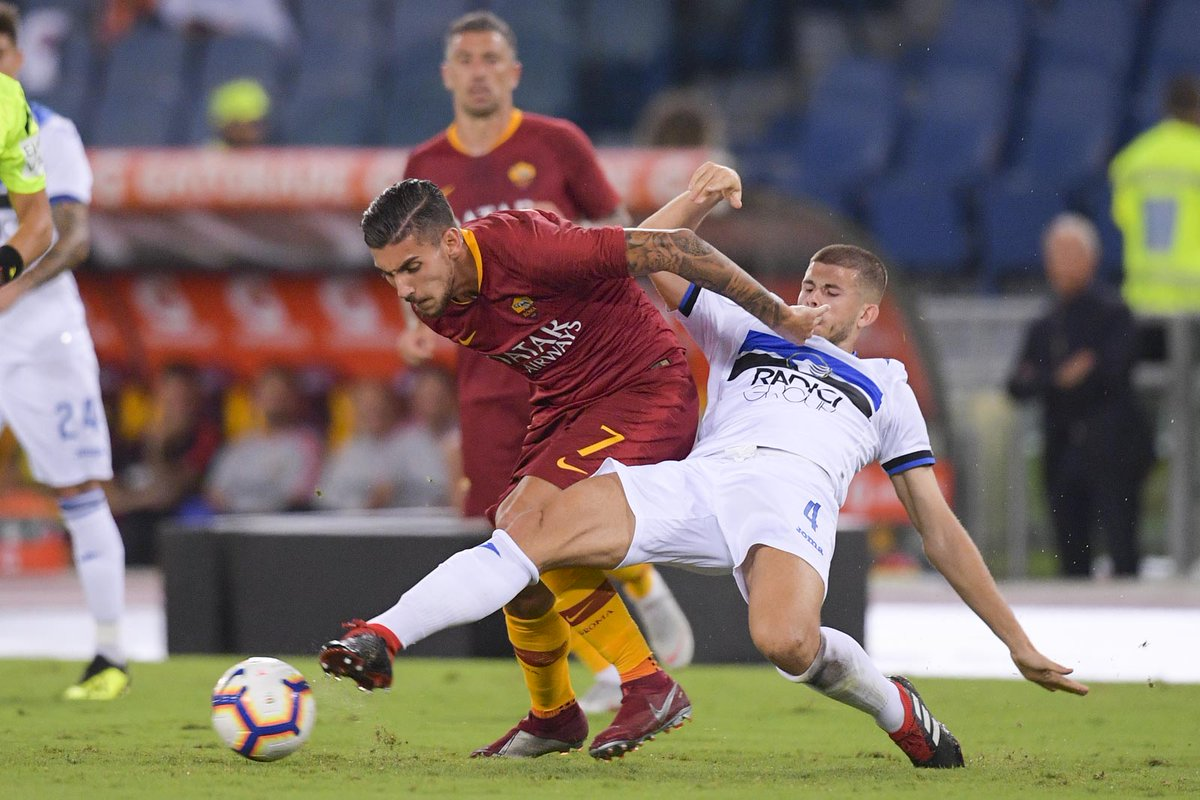Roma 3-3 Atalanta Highlights Goals Full Match Replay