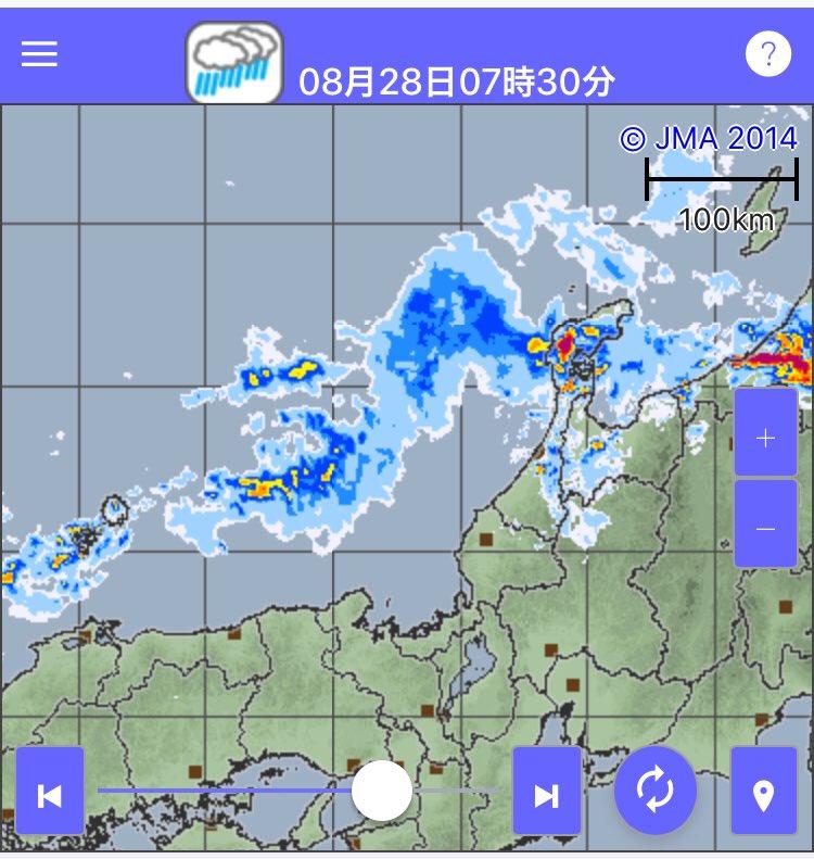 県 予報 富山 天気
