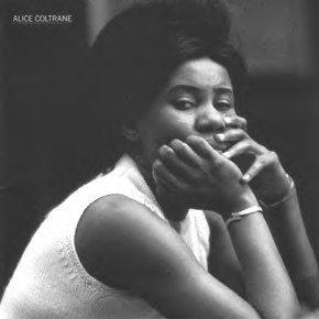 A very happy birthday to Alice Coltrane Turiyasangitananda.
