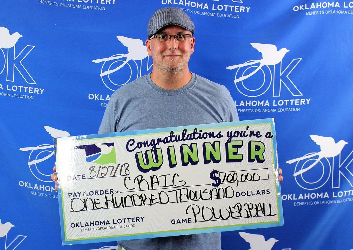 Oklahoma Lottery (@OK_Lottery) | Twitter