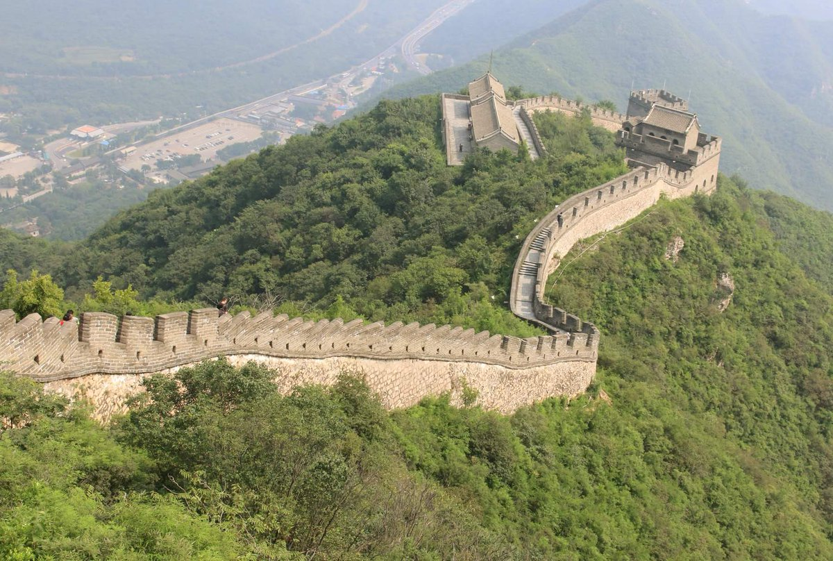 Dawn On Twitter The Great Wall Of China China Greatwall Ilovetravel Photography
