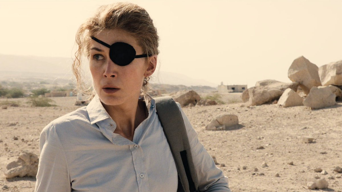 Based on the incredible true story of one woman's journey to reveal the truth. Rosamund Pike and Jamie Dornan star in #APrivateWar. Coming soon to theaters.