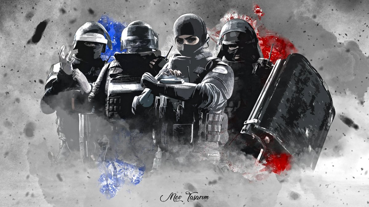 Rainbowsixsiegewallpaper Hashtag On Twitter