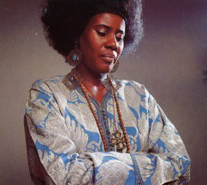 Happy birthday, Alice Coltrane.