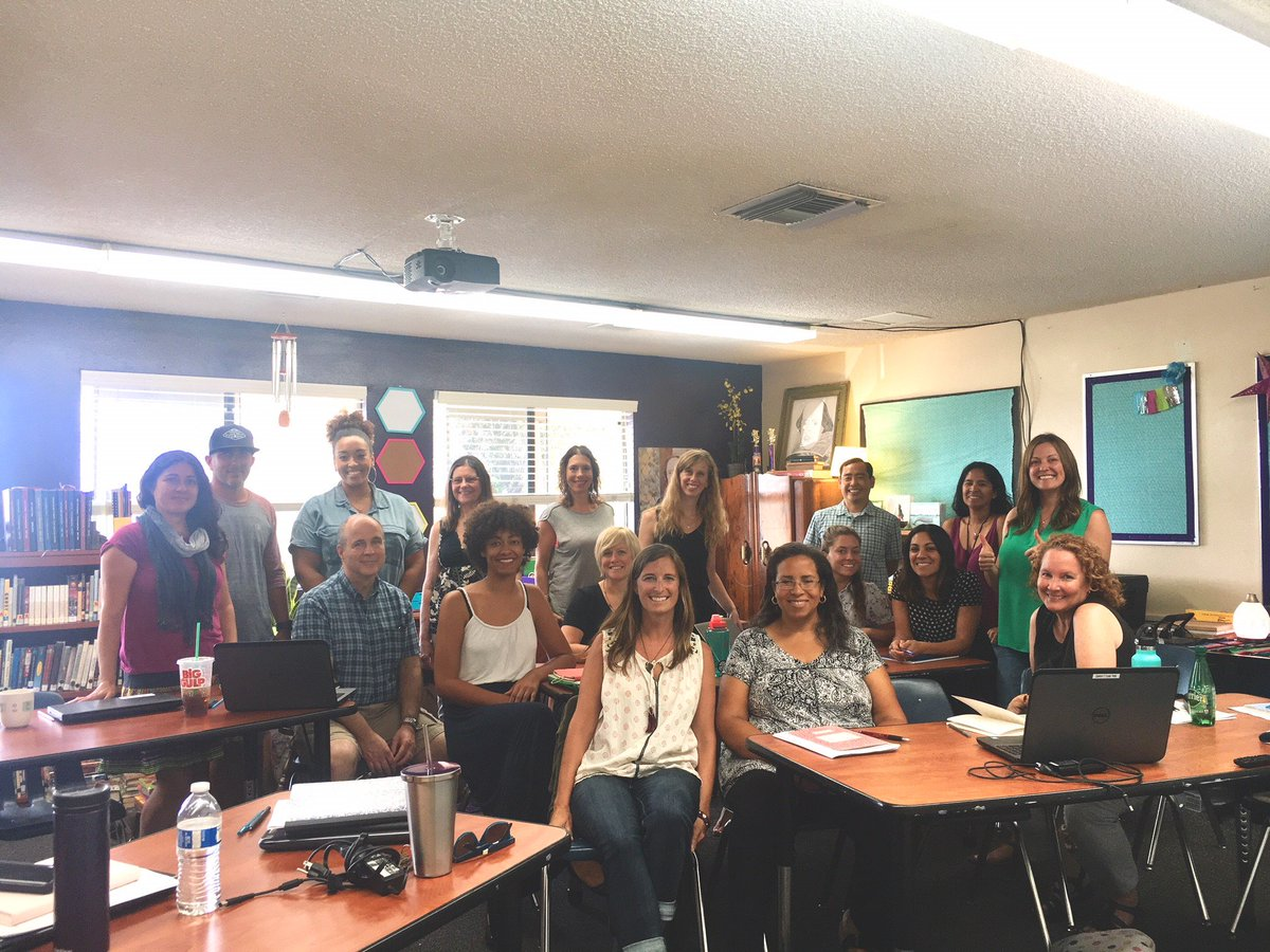 @thechildsprimaryschool teachers are in back to school mode getting ready for the school year! Teachers came back to campus last week for Orientation to get ready for an exciting school year. #tcpssandiego #backtoschool2018 #handsonlearning #privatekindergarten #privateschoolpic.twitter.com/fL684GatlS