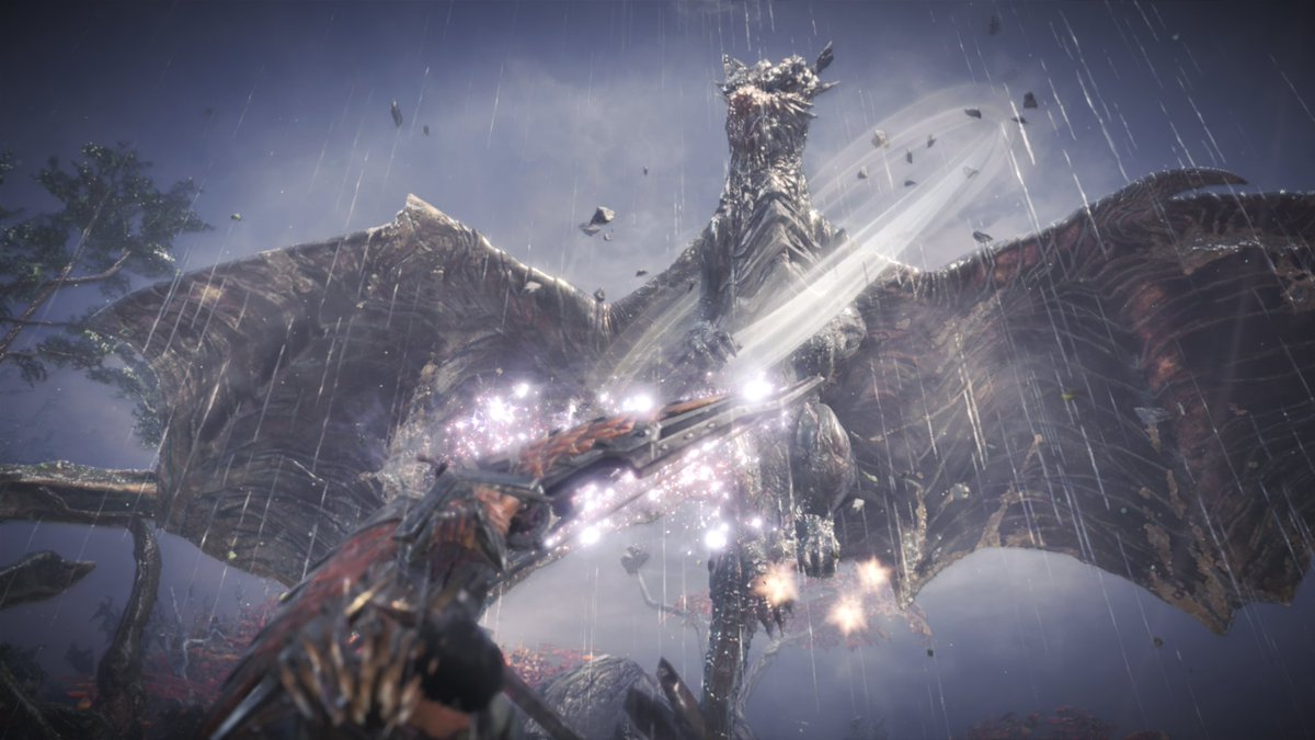 mhw a portent of disaster