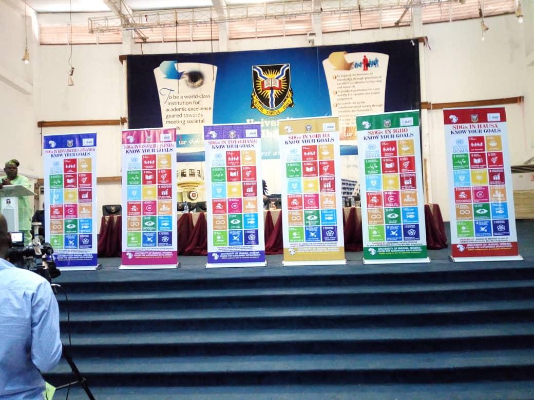 SDGs on Twitter: