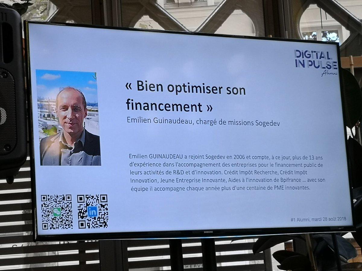 Jonathan Chan On Twitter Quand Tu Participes Un Vnement Dentrepreneuriat France Chine Observes La Prsence Des QR Codes