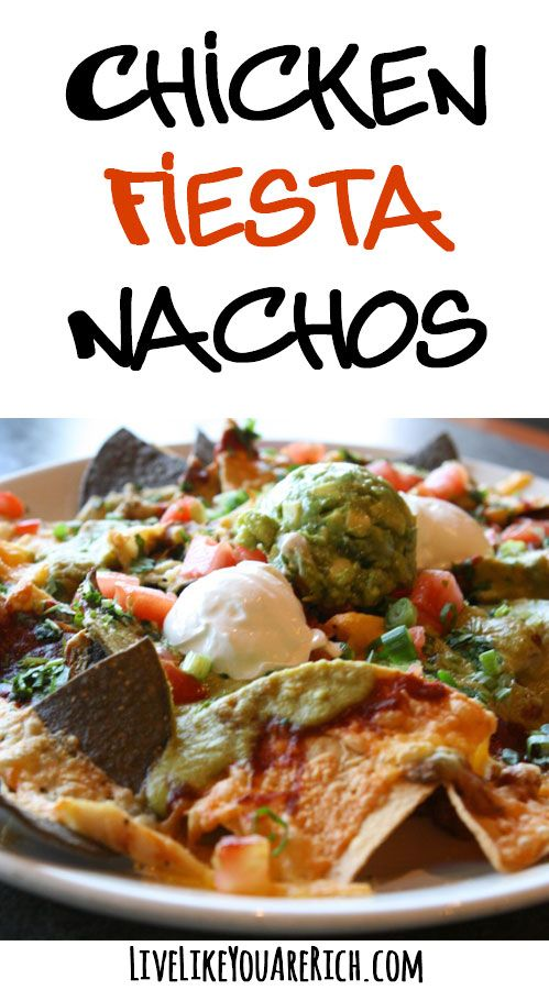 Chicken Fiesta Nachos Recipe. Amazing for a quick meal or large party.  https://t.co/JFrB6wAINm #chicken #nachos https://t.co/yz2BsE6QHC