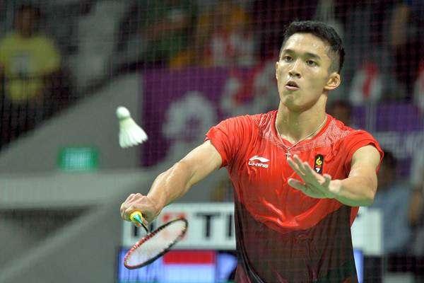 Hasil Final Bulu Tangkis Asian Games: Jonatan Raih Emas Tunggal Putra https://t.co/N8vb5eT7q7 https://t.co/qk2DmRPaPA