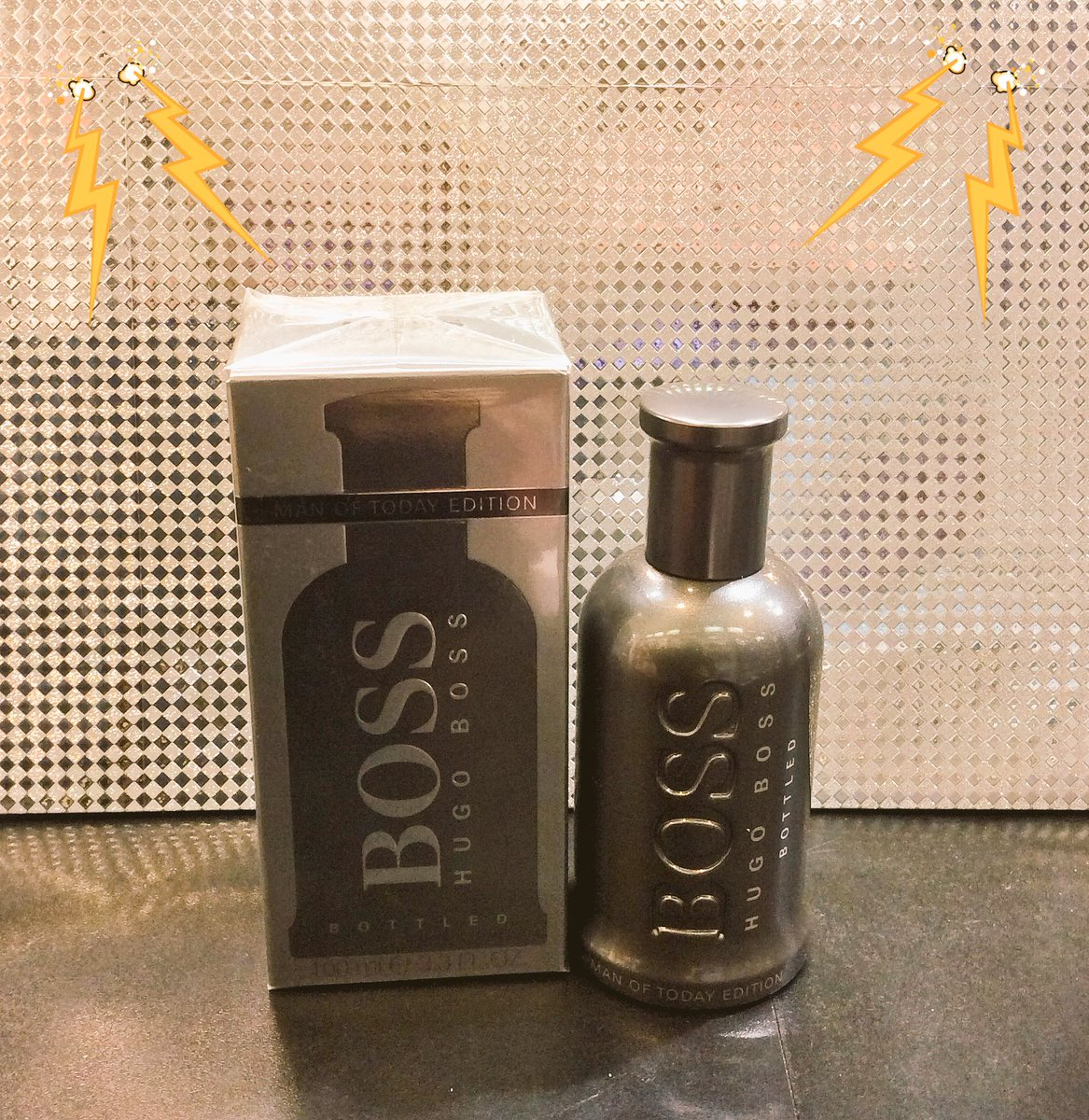 boss bottled limited edition 2018
