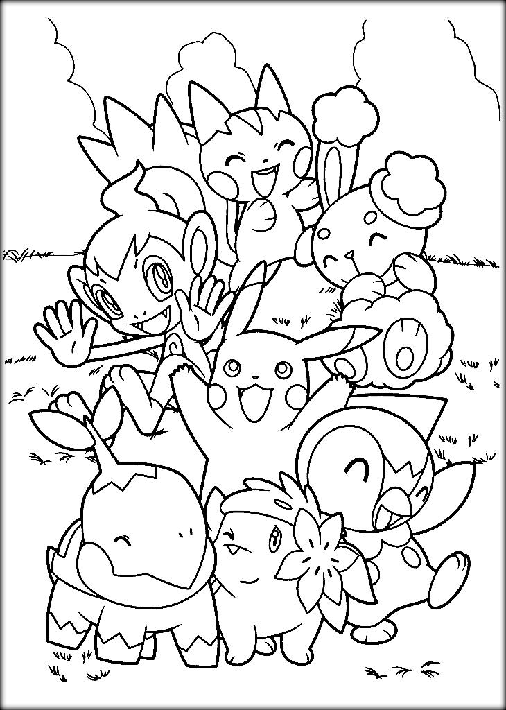 flabebe pokemon coloring pages - HD2300×3100