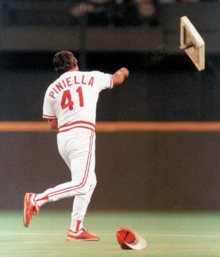 """Happy 75th to """"Sweet"""" Lou Piniella. #Orioles #Indians #Royals #Yankees. Managed Yankees #Reds #Mariners #DevilRays #Cubs. 3X WS Champ(2 as player, 1 as MGR). ROY. All star. 3X MGR of the Year. Mariners HOF.<br>http://pic.twitter.com/MgLnZK2PiR"""