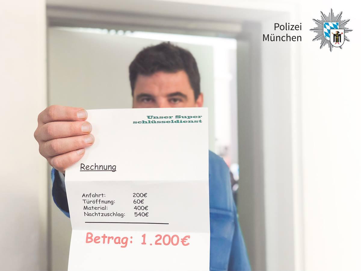 Polizei München On Twitter Ein Hoch Auf Die Makrotypographie Und