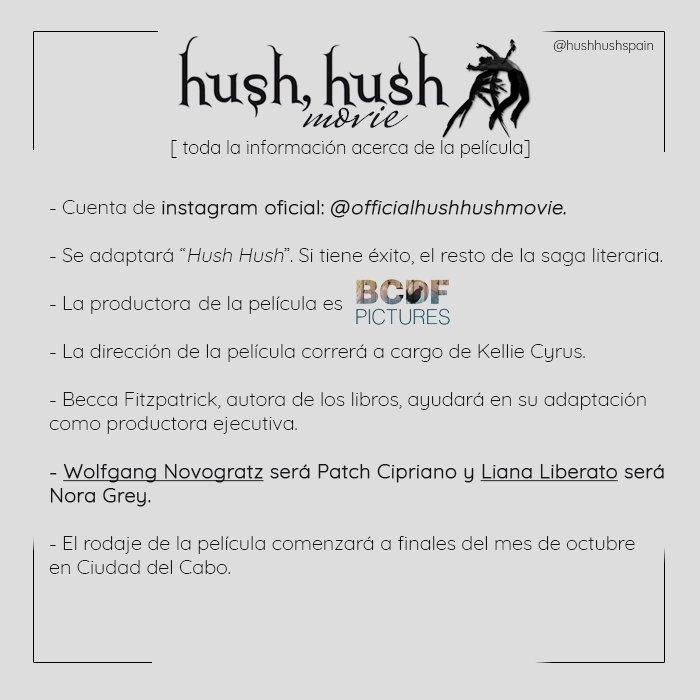 patch libro hush hush