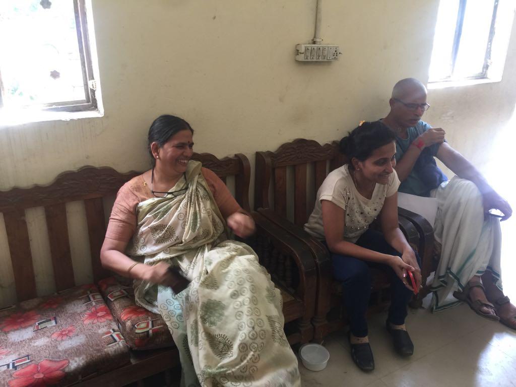in custody ramakrishnan nitya