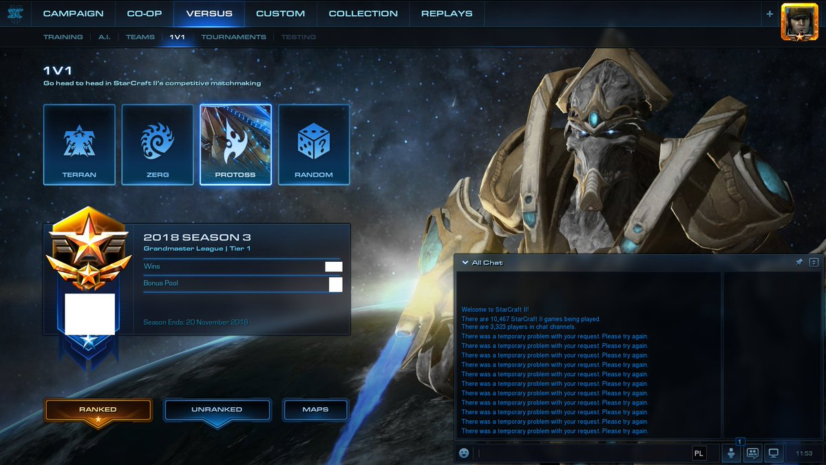 matchmaking de StarCraft