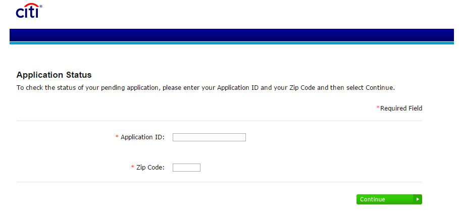 Citibank Credit Card Application Status >> Boardingarea On Twitter How To Check Your Citibank Credit